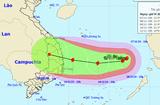 Tin trong nước - 4 cơn bão cùng hình thành trên các đại dương khiến bão số 6 diễn biến khó lường