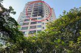 Tin trong nước - Hà Nội: Cháy lớn tại căn hộ chung cư, nhiều người sợ hãi tháo chạy