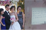 """Cộng đồng mạng - Đêm tân hôn, cô dâu chết lặng khi mở phong bì """"quà tặng đặc biệt gửi chú rể"""""""