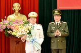 Tin trong nước - Sơn La: Công bố quyết định bổ nhiệm Giám đốc Công an tỉnh