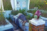 Tin trong nước - Đi viếng mộ, rợn người phát hiện thi thể úp mặt lên ngôi mộ
