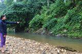 Tin trong nước - Nghệ An: Xuống khe suối nhặt bóng, bé trai 2 tuổi bị nước cuốn tử vong thương tâm