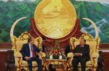 Tin trong nước - Lào luôn coi trọng, dành ưu tiên cao nhất củng cố quan hệ với Việt Nam