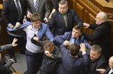 Tin thế giới - Bất đồng chính kiến, các nghị sĩ Ukraine ẩu đả tại Quốc hội