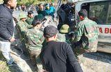 Tin trong nước - Vụ xe chở cán bộ trung tâm dạy nghề đâm vào vách núi: Nạn nhân thứ 3 tử vong