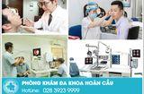 Y tế - Khám chữa tai mũi họng hiệu quả tại phòng khám đa khoa Hoàn Cầu