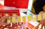 Thị trường - Giá vàng hôm nay 1/4/2020: Giá vàng SJC giảm 300.000 đồng/lượng