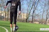 Bóng đá - Video: Những pha đỡ bóng nét như phim khiến hàng triệu người sôi trào