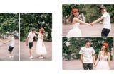 """Gia đình - Tình yêu - Chuyện tình của cặp """"thiên thần"""" chỉ có hai chân dẫn nhau đến hạnh phúc"""