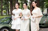 Tin tức giải trí - 3 người đẹp tên My hội ngộ, đọ dáng bên dàn siêu xe của ông Đặng Lê Nguyên Vũ