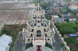 """Bí quyết làm giàu - Choáng ngợp với tòa """"lâu đài"""" 7 tầng, rộng 3 ha của """"đại gia sân golf"""" ở Nam Định"""