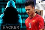 """Bóng đá - HLV trưởng Hà Nội nói gì sau sự cố Quang Hải bị """"hack"""" facebook?"""