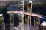 Tin thế giới - Chùm ảnh tòa nhà nằm ngang cao nhất thế giới tại Trung Quôc