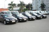 Tin trong nước - Khoán xe công, Hà Nội tiết kiệm gần 300 triệu đồng/tháng