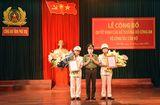 Tin trong nước - 2 Phó Giám đốc Công an tỉnh Phú Thọ vừa được bổ nhiệm là ai?