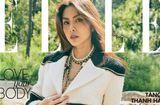 """Tin tức giải trí - """"Ở ẩn"""" đã lâu, Tăng Thanh Hà vẫn khoe nhan sắc """"điêu đứng"""" mọi trái tim trên bìa tạp chí"""