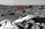 Tin thế giới - NASA tiết lộ hình ảnh con thuyền cổ trên sao Hoả
