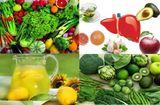 Ăn - Chơi - Không cần uống thuốc chỉ cần bổ sung 5 thực phẩm này gan đã khỏe mạnh, thải độc hiệu quả