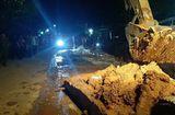 Tin trong nước - Vụ sập bờ kè đất 2 người thương vong tại Yên Bái: Xác định nguyên nhân ban đầu