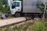 """Tin trong nước - Tin tai nạn giao thông mới nhất ngày 3/7: Xe máy """"kẹp"""" 3 va chạm ô tô tải, 2 người chết ở Vĩnh Phúc"""