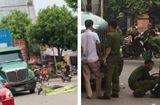 Tin trong nước - Vụ chiến sĩ công an tử vong sau tai nạn với container: Xác định danh tính nạn nhân