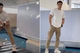 """Cộng đồng mạng - Tin tức đời sống mới nhất ngày 4/7/2020: Đứng trên băng chuyền vận chuyển hành lý để quay clip, trai đẹp bị """"ném đá"""" dữ dội"""
