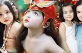 """Cộng đồng mạng - Mê mẩn với nhan sắc trời cho của con gái mỹ nhân đẹp nhất Philippines, mới 5 tuổi cát-xê đã """"vượt mặt"""" mẹ"""