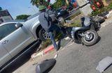 Tin trong nước - Tin tức thời sự mới nóng nhất hôm nay 3/7/2020: Xe biển xanh của UBKT Tỉnh ủy Nghệ An tông trọng thương cô gái trẻ