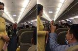 An ninh - Hình sự - Kết đắng cho nam hành khách lăng mạ, đe dọa tiếp viên trên máy bay