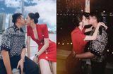 """Tin tức giải trí - Tin tức giải trí mới nhất ngày 19/9/2020: Hương Giang - Matt Liu """"khóa môi"""" ngọt lịm trên du thuyền"""