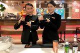 Thực phẩm - Sinh viên Viện Phát triển Quản lý Singapore (MDIS) đạt giải Nhất và Nhì Cuộc thi Pha chế Cocktail Singapore 2020