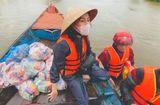Tình huống pháp luật - Kêu gọi được hơn 100 tỷ đồng ủng hộ miền Trung, ca sĩ Thủy Tiên không vi phạm pháp luật