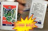 Tin trong nước - Cấp  cứu bé trai 2 tuổi uống nhầm thuốc trừ sâu