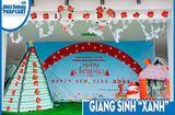 """Văn - Xã - Giáng Sinh """"Xanh"""""""