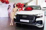 """Thế giới Xe - """"Nữ hoàng phòng trà"""" Lệ Quyên mạnh tay chi hơn 5 tỷ đồng mua xe sang Audi Q8"""
