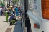 Tin trong nước - Va chạm kinh hoàng với xe tải, nữ sinh tử vong thương tâm trên đường đi học về