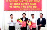 Tin trong nước - Chân dung tân Giám đốc sở Giao thông Vận tải 43 tuổi vừa được bổ nhiệm ở Ninh Thuận