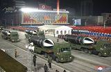 Tin thế giới - Tin tức quân sự mới nhất ngày 15/1: Lộ diện tên lửa đạn đạo khủng mới nhất của Triều Tiên