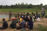 Tin thế giới - Thái Lan: Điều tra hơn 20 cảnh sát bị tình nghi liên quan tới đường dây đưa người vượt biên trái phép