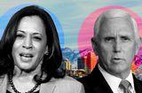 Tin thế giới - Phó Tổng thống Mike Pence lần đầu liên lạc với người kế nhiệm Kamala Harris