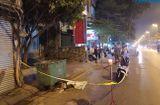 Tin trong nước - Hà Nội: Xót xa thai nhi được phát hiện bên cạnh thùng rác, bị ôtô cán qua