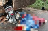 Tin trong nước - Tin tai nạn giao thông ngày 18/1: Xe máy đâm vào ôtô, 2 người chết