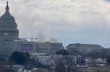 Tin thế giới - Điện Capitol bất ngờ bị phong toả giữa lúc diễn tập chuẩn bị lễ nhậm chức của tân tổng thống