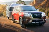 Thế giới Xe - Nissan Armada 2021 nâng cấp diện mạo siêu xịn, giá hơn 1 tỷ đồng