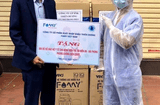 Y tế - Thiên Dương Famy Việt Nam chung tay đẩy lùi Covid-19