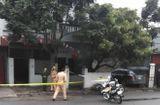 An ninh - Hình sự - Hưng Yên:Điều tra vụ ông ngoại vung dao chém cháu 12 tuổi nhiều nhát rồi nhảy lầu tự tử