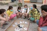 An ninh - Hình sự - Phát hiện 7 đối tượng đánh bài ăn tiền ở An Giang