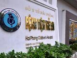 Bệnh viện trẻ em Hải Phòng: Bác sĩ kê 'nhầm' thuốc khi vừa khám bệnh vừa nghe nhạc?