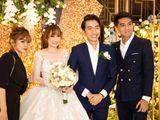 PewPew xuất hiện cùng bạn gái trong đám cưới Cris Phan – Mai Quỳnh Anh
