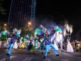 Carnival đường phố Đà Nẵng tối 23/6: đại tiệc của những vũ điệu